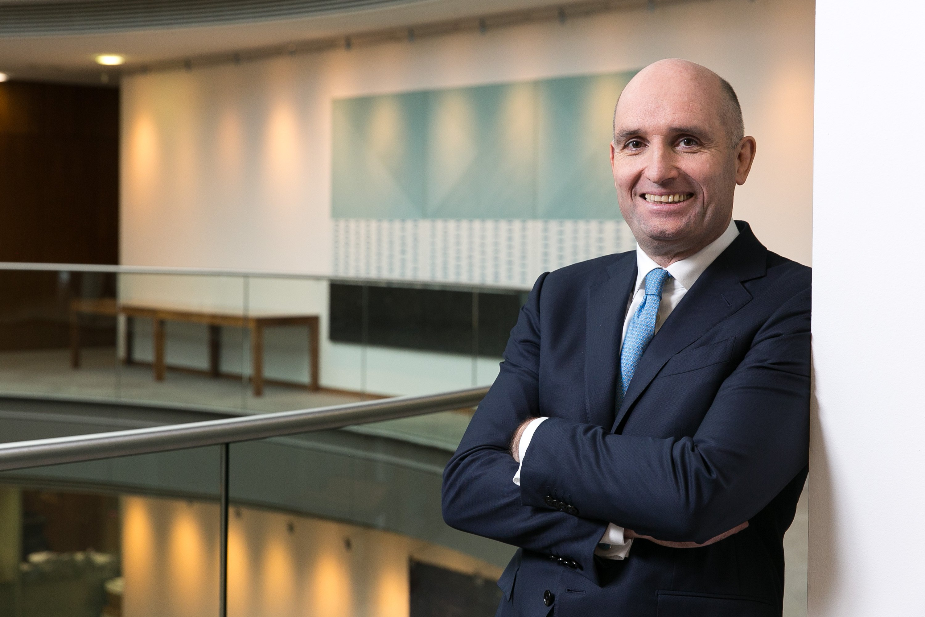 Barry Devereux re-elected as Managing Partner of McCann FitzGerald