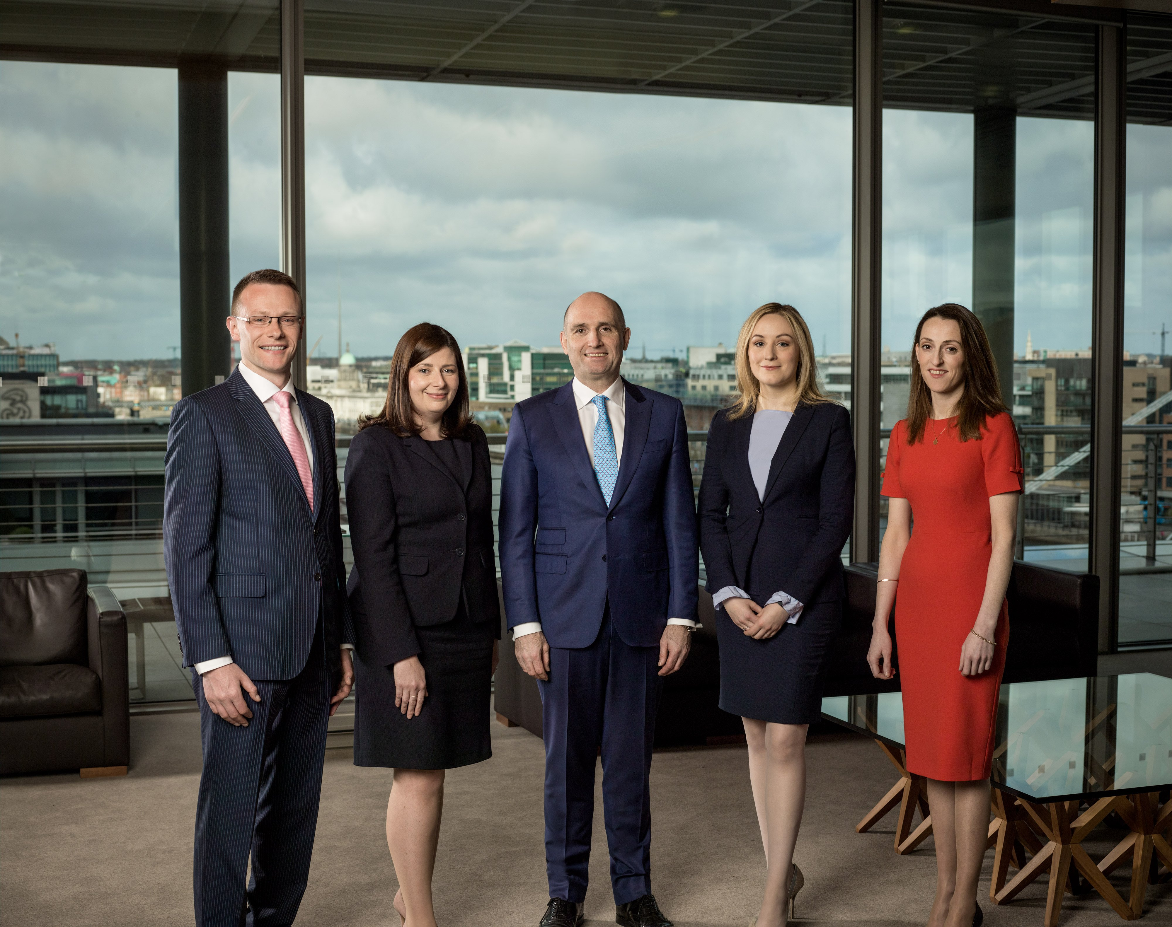 McCann FitzGerald appoints three new partners